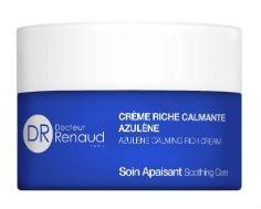 Crème riche calmante Azulene dermazulene